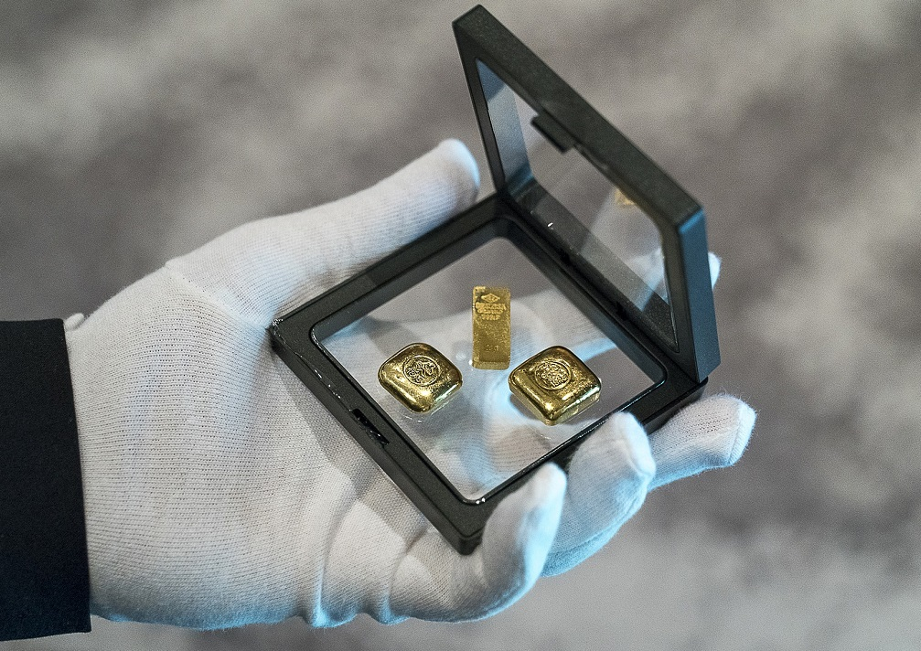 how much gold should you have in your portfolio
