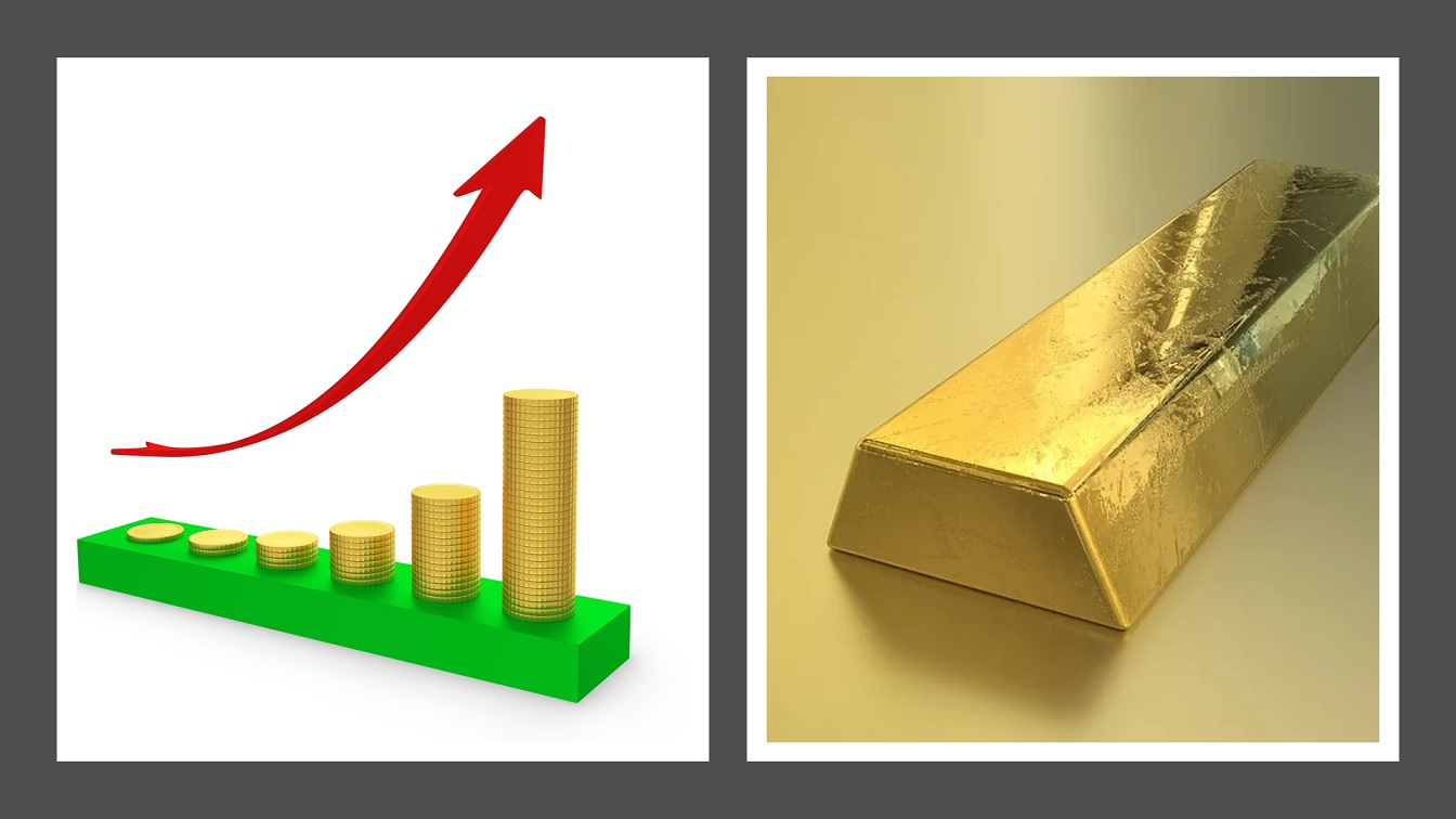 gold rate forecast for next 5 years